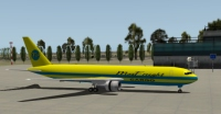 The MaxFreight X-Plane Fleet